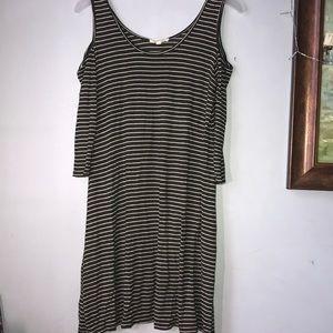 It is a very lightweight dress.